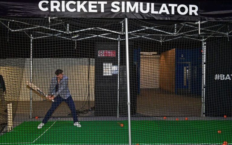Cricket simulator - comp